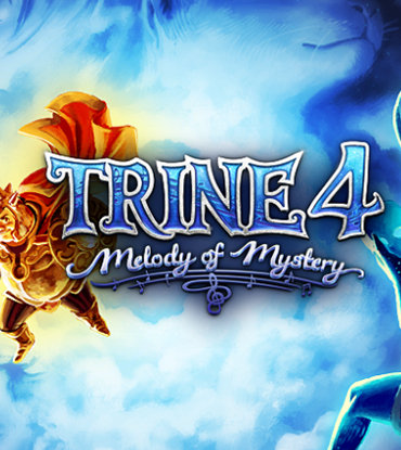 Poster for Trine 4 : The Nightmare Prince - Melody of Mystery