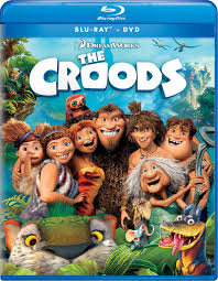 The Croods poster image