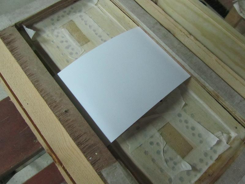 Thermoformation plasticard Evergreen 201119101212624417