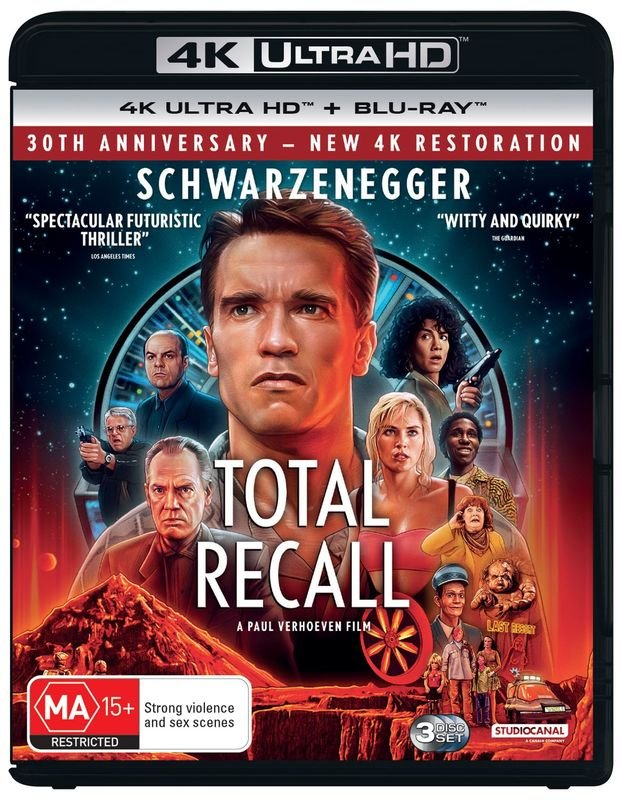 Total Recall poster image