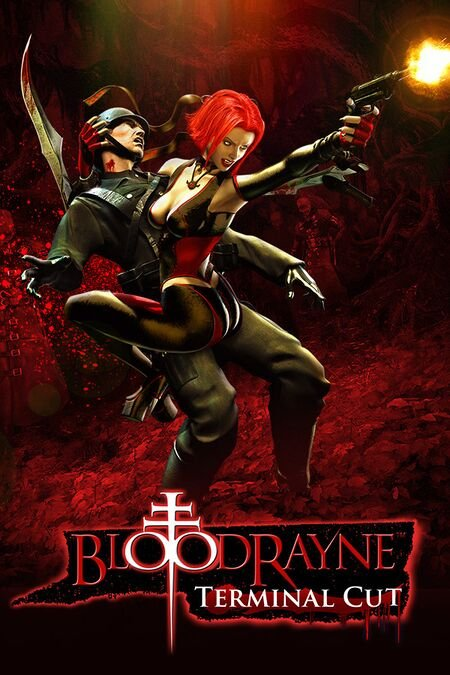 Poster for BloodRayne: Terminal Cut