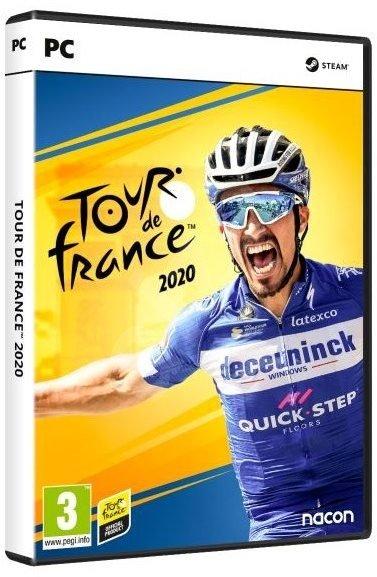 Poster for Tour de France 2020