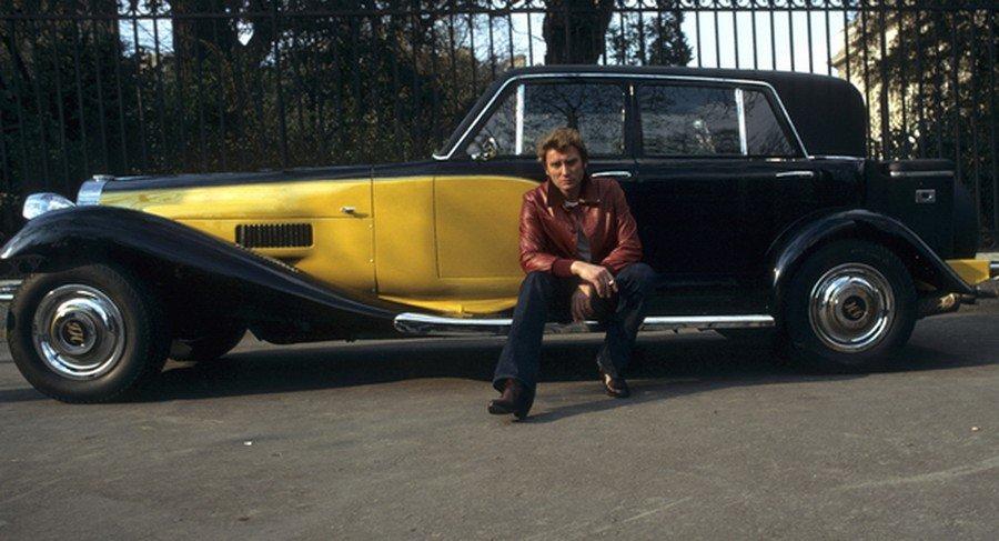 PANTHER DE VILLE DE JOHNNY HALLYDAY ( 1975 ) 201121054223177314