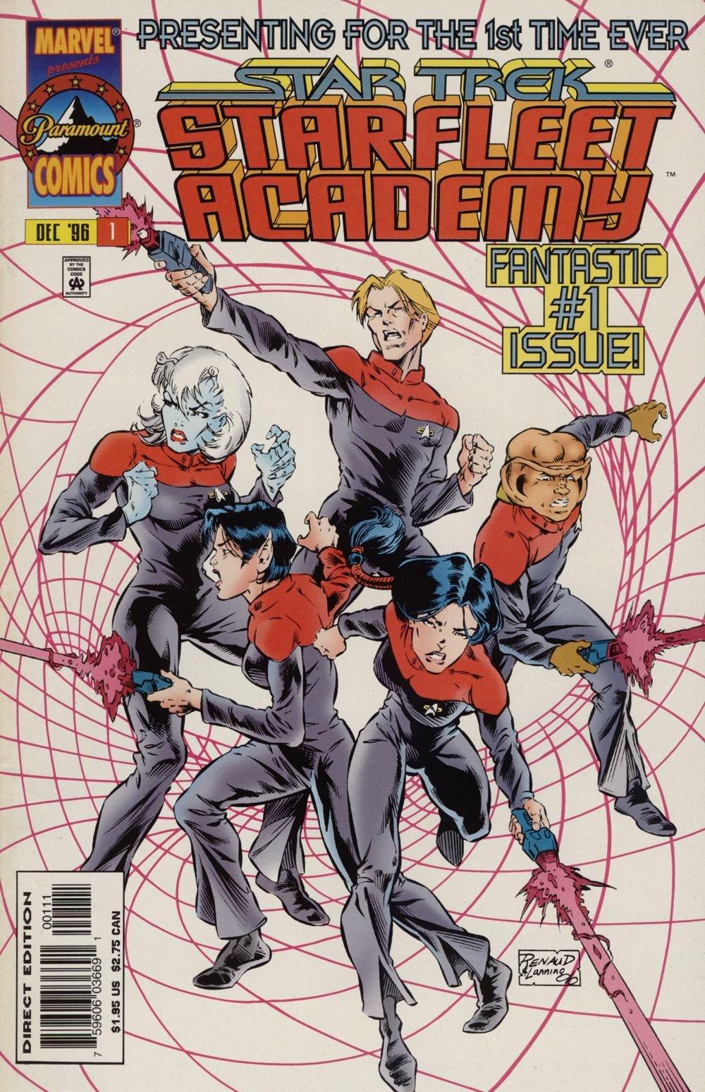Starfleet Academy #1, 2 & 3: Prime directive [1996;post-DS9] 201122074525192000