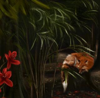 La forêt de bambous 201122105418811554
