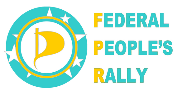 Logo coalition Federal People's Rally - Geokratos