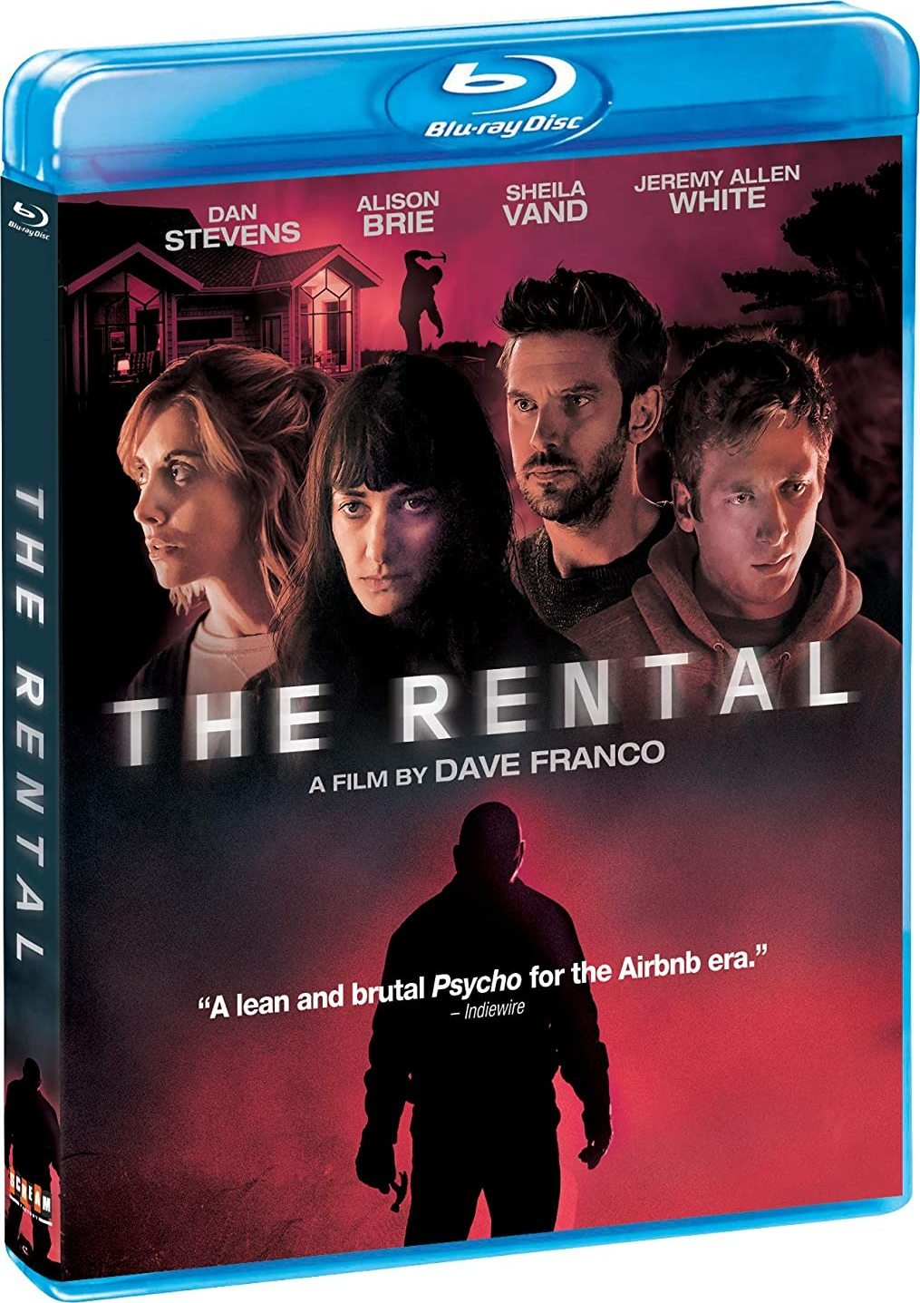 The Rental poster image