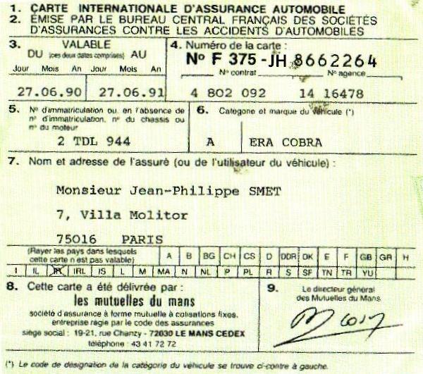 AC COBRA 427 ERA DE JOHNNY HALLYDAY ( 2016 ) 201123022601692971