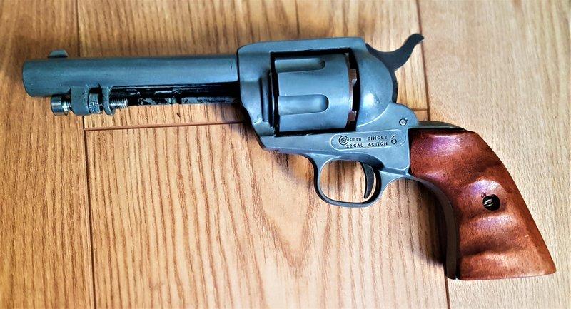 Crosman SA6 (Single Action 6) 201124034013165002