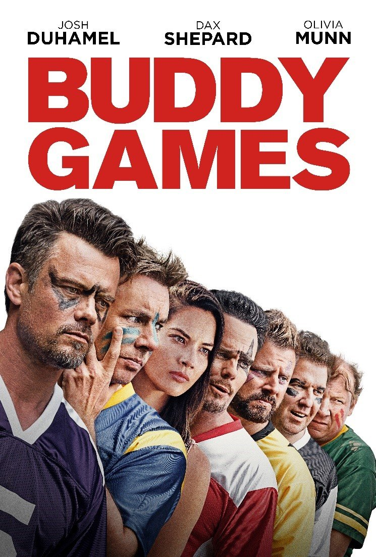 Buddy Games poster image