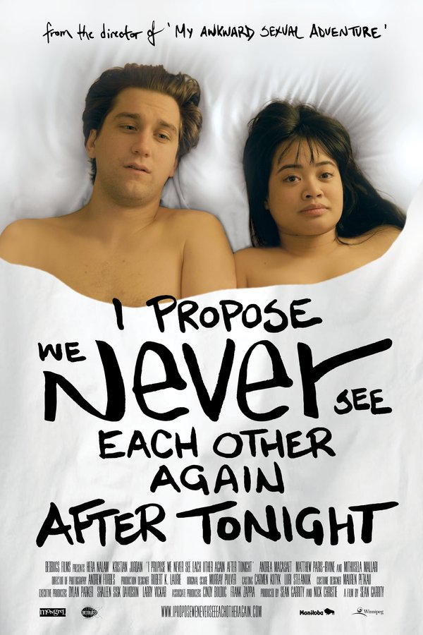 I Propose We Never See Each Other Again After Tonight poster image