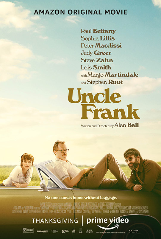 Uncle Frank (2020) poster image
