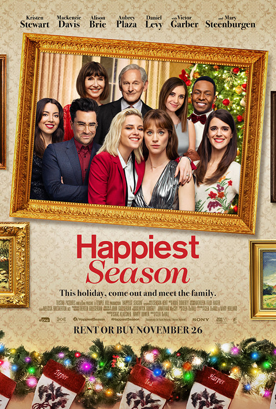 Happiest Season (2020) poster image