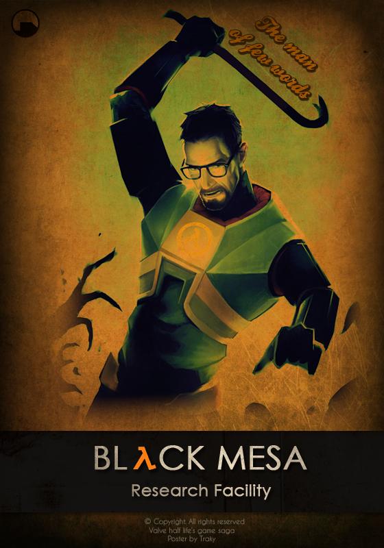 Poster for Black Mesa