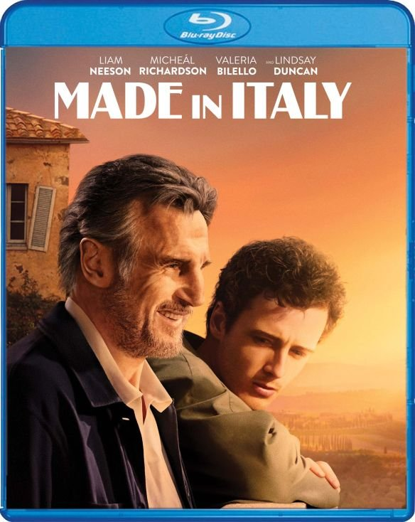 Made in Italy (2020) poster image