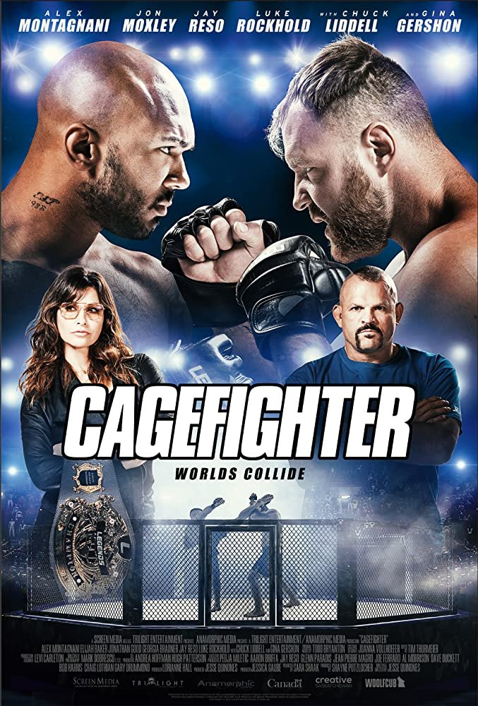 Cagefighter poster image