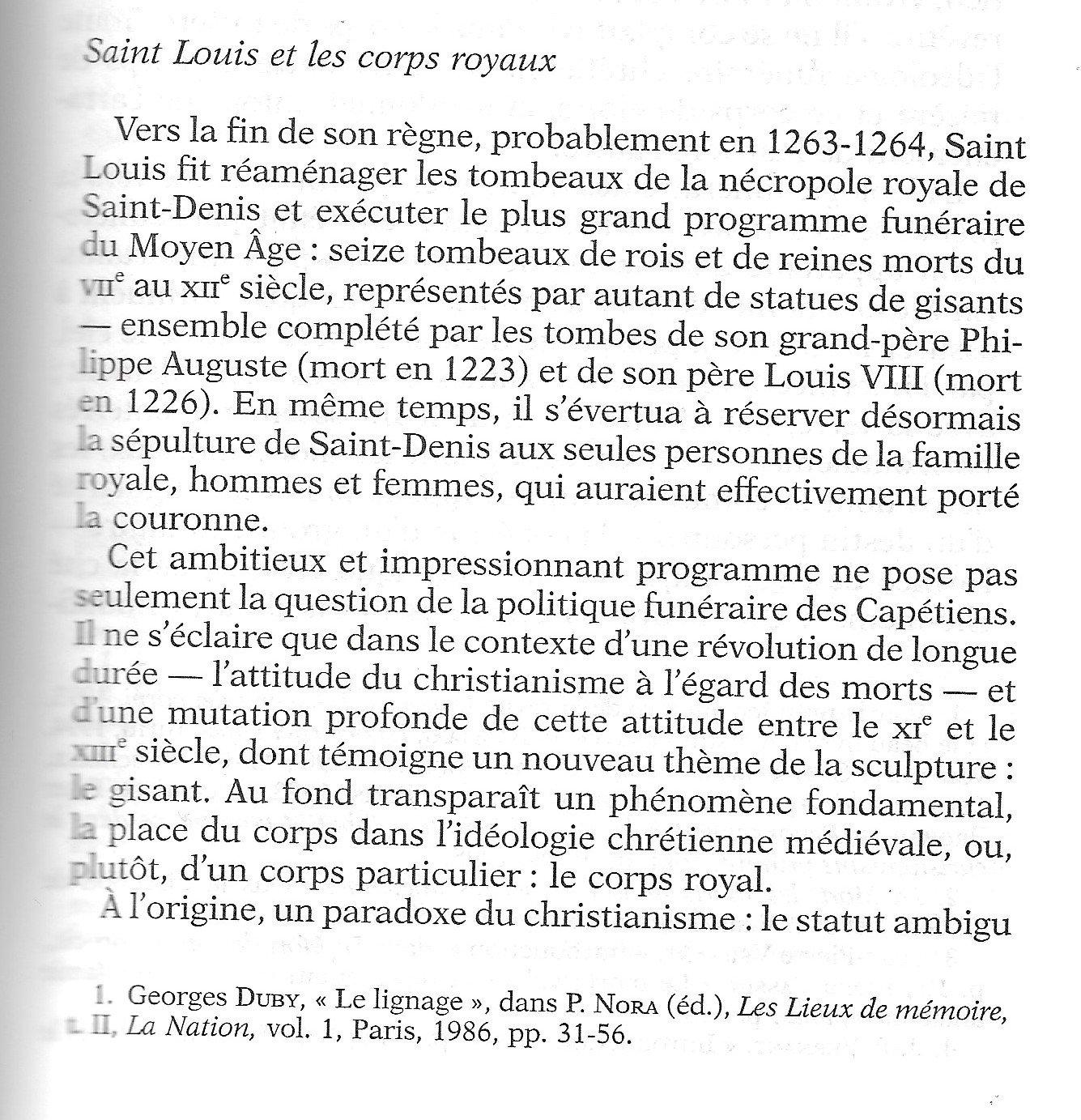 Le programme funéraire de Louis IX 201126022327442766