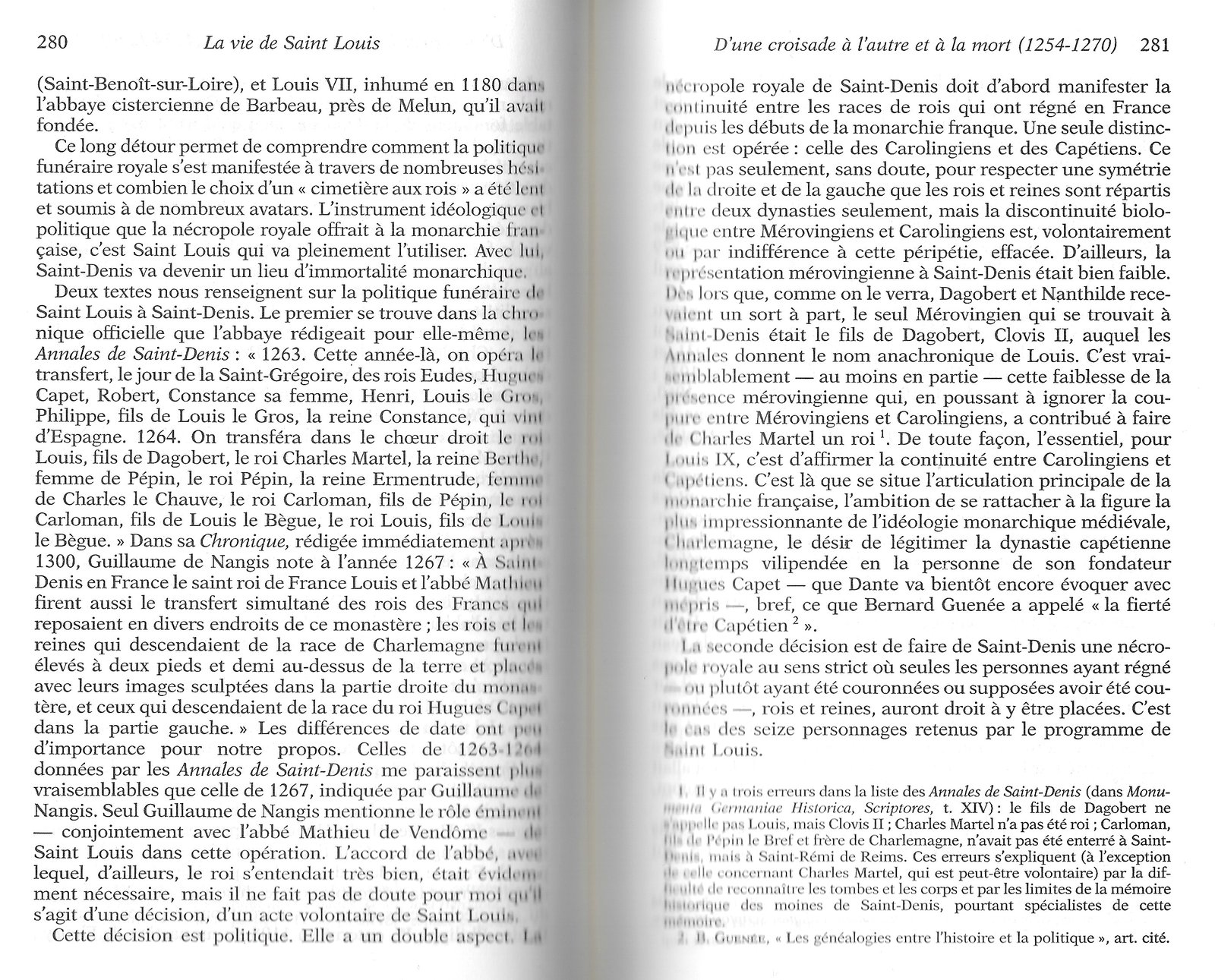 Le programme funéraire de Louis IX 201126022327748472