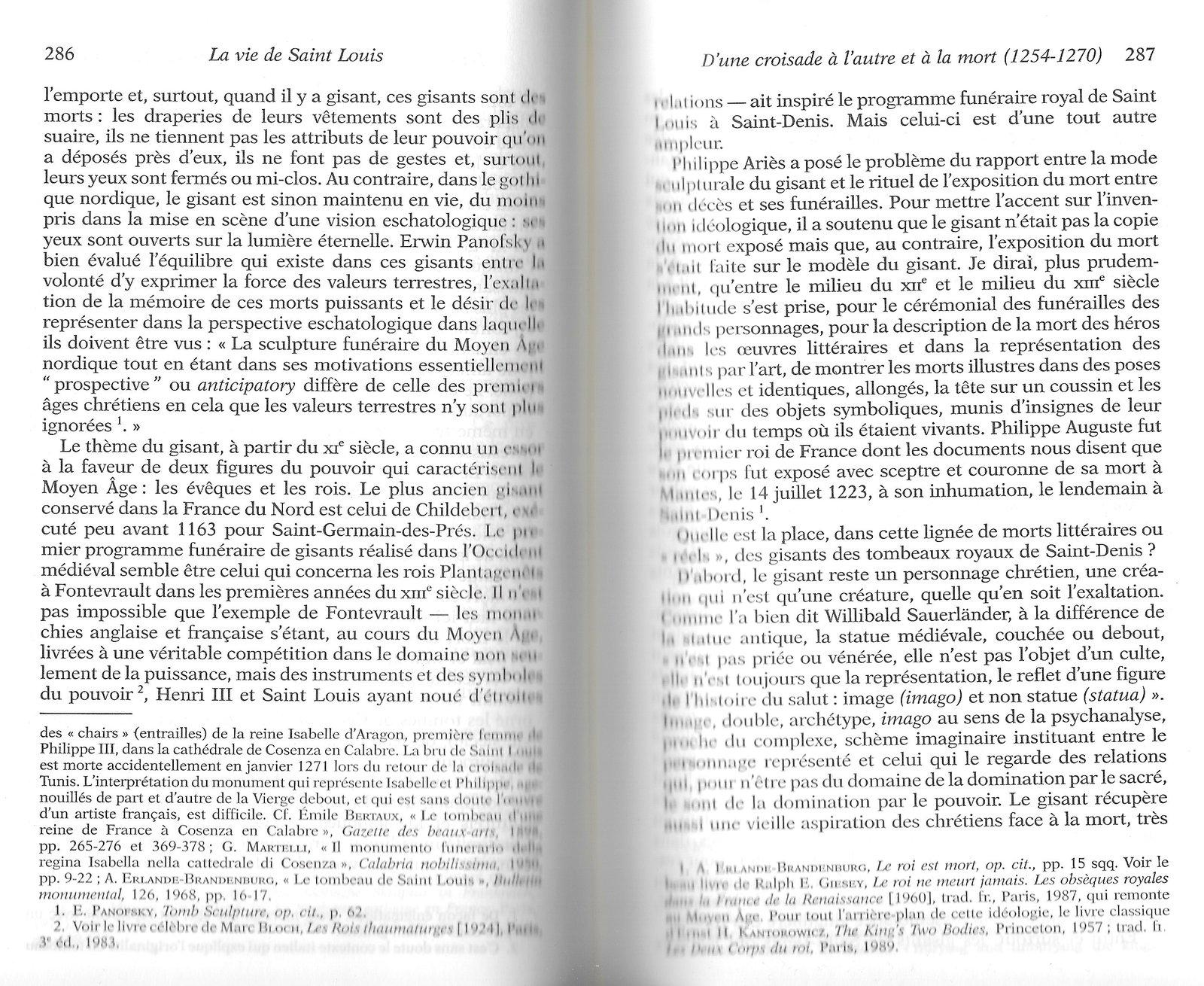Le programme funéraire de Louis IX 201126022329366477