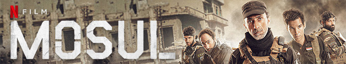 Poster for Mosul (2019)