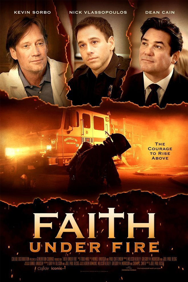 Faith Under Fire poster image