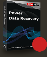 Poster for MiniTool Power Data Recovery