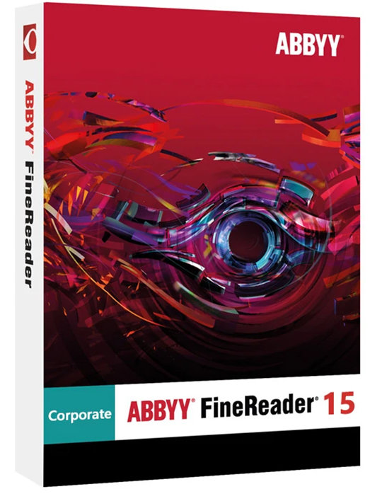Poster for ABBYY FineReader Corporate