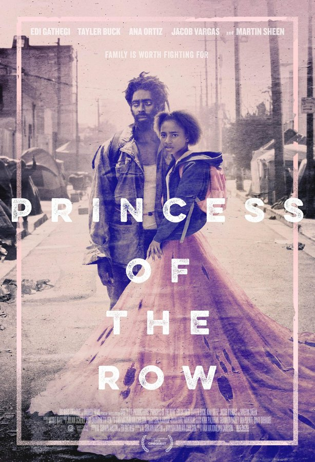 Princess of the Row poster image