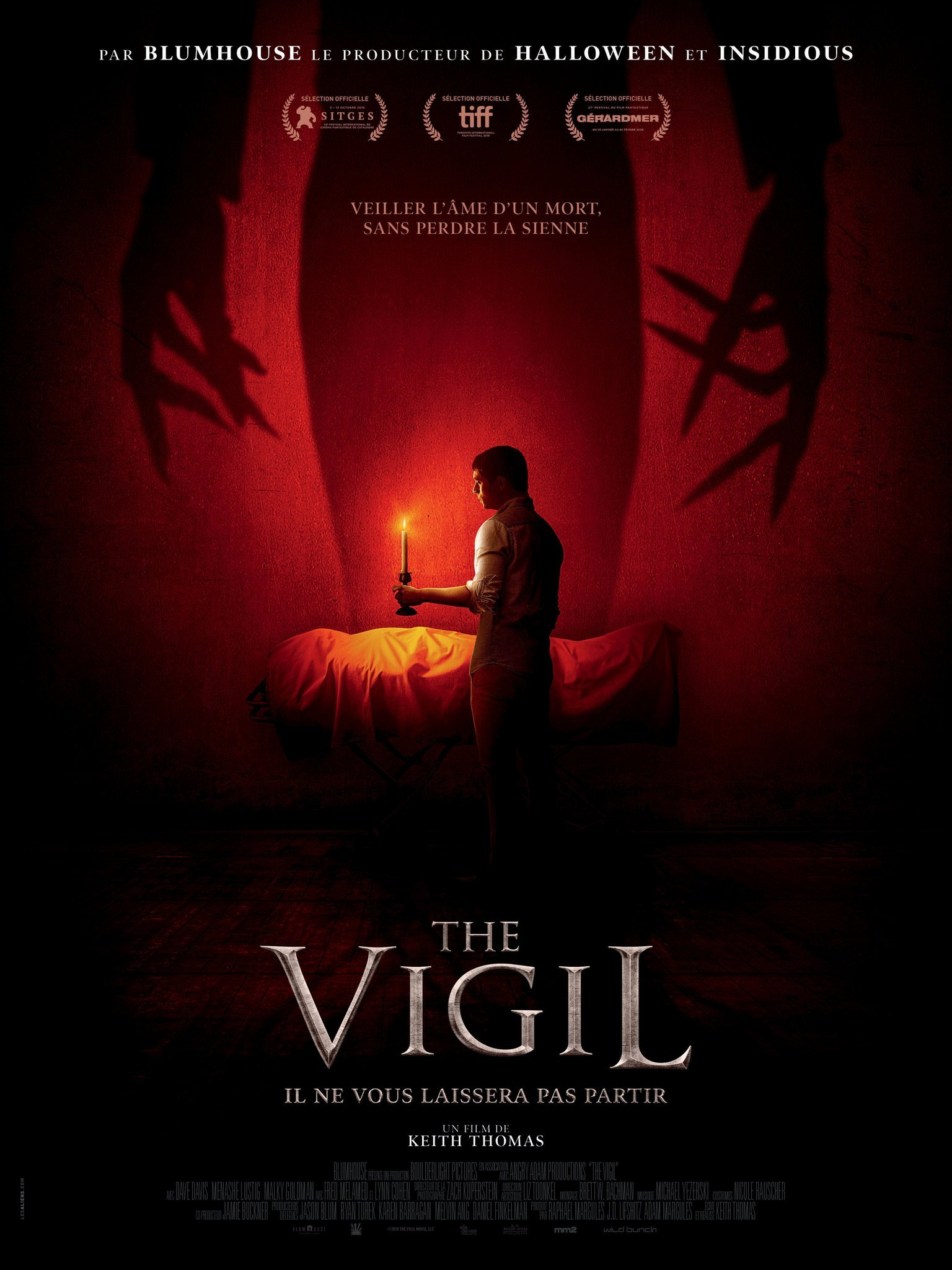 The Vigil (2020) poster image