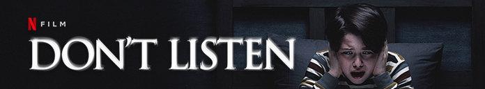 Poster for Dont Listen (2020)