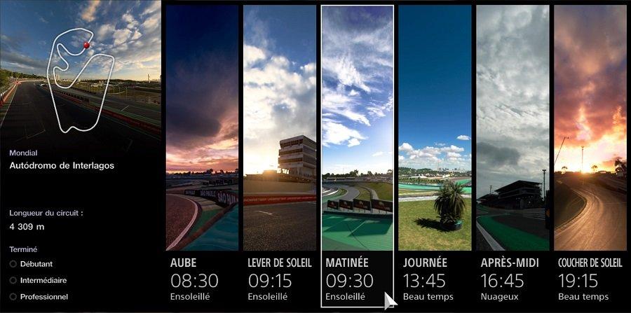 Tableaux des Circuits du Championnat Constructeur Groupe 3 201128033631295705