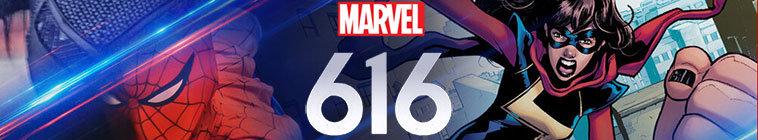 Poster for Marvels 616