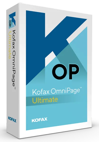 Poster for Kofax OmniPage Ultimate