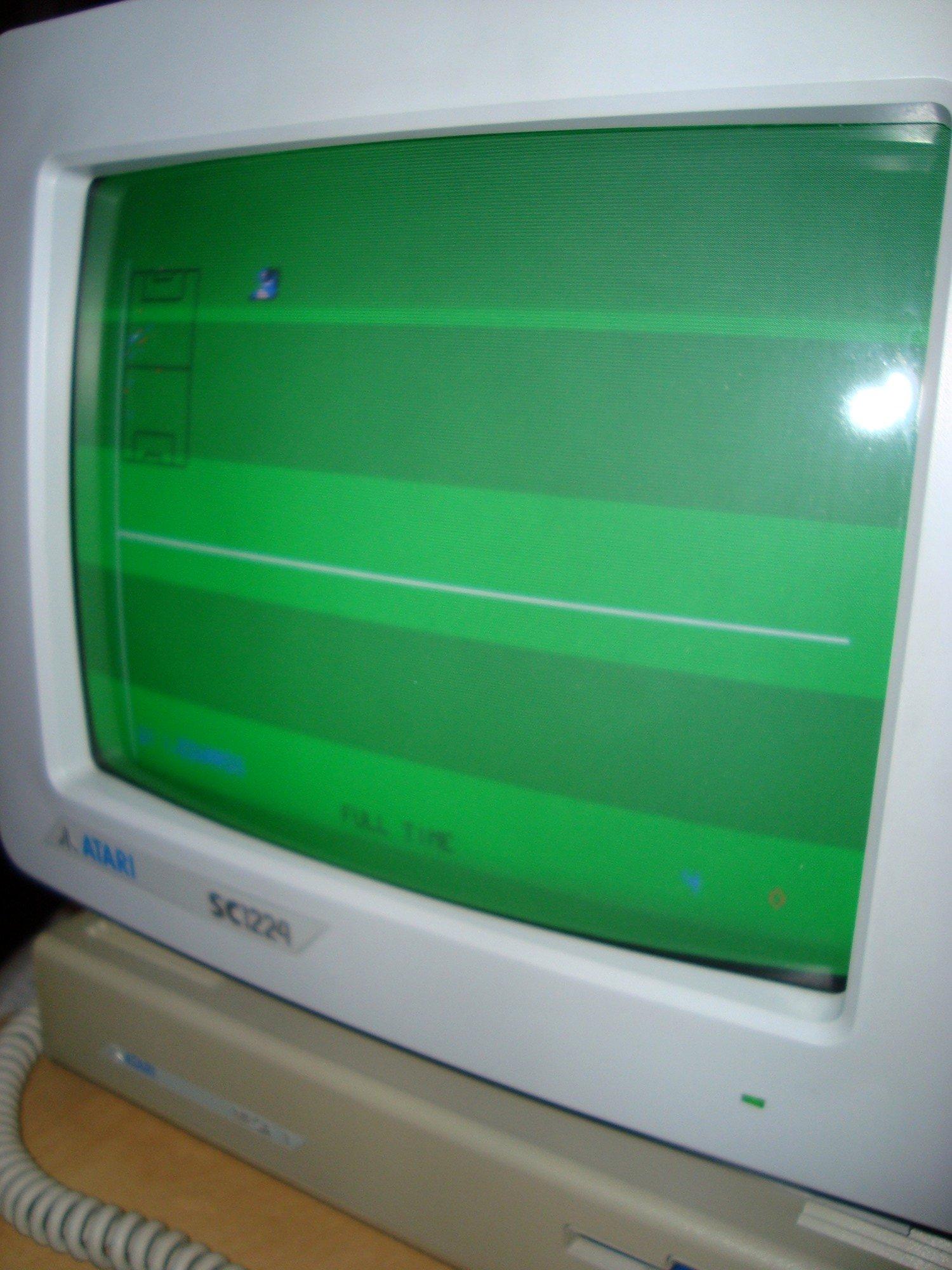 [TEST] Kick Off 2 - Atari ST 201129081757827105