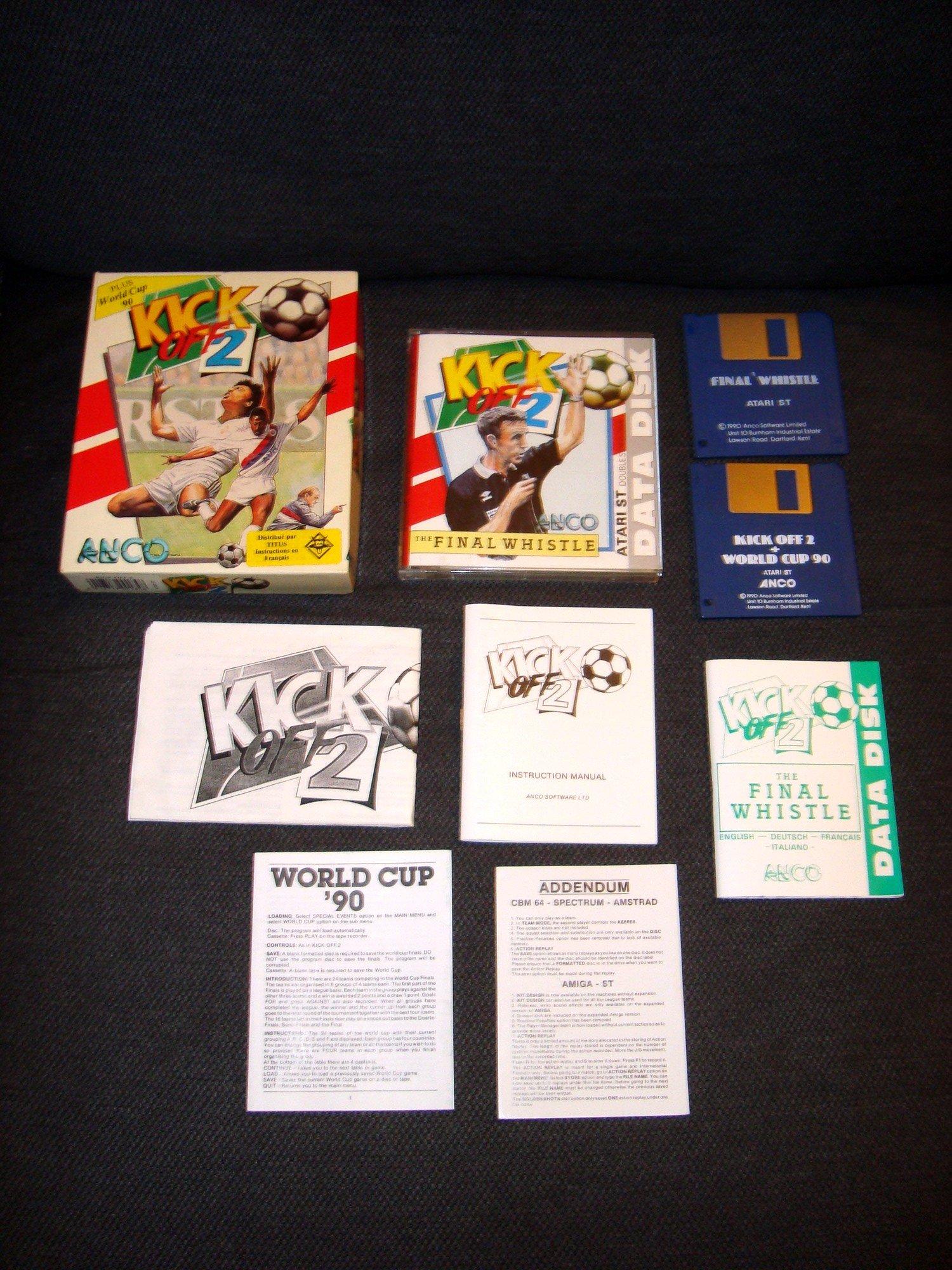 [TEST] Kick Off 2 - Atari ST 201129081822249974