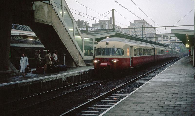 Collection de Benoit - SNCB - SNCF - RENFE 20112912502596108