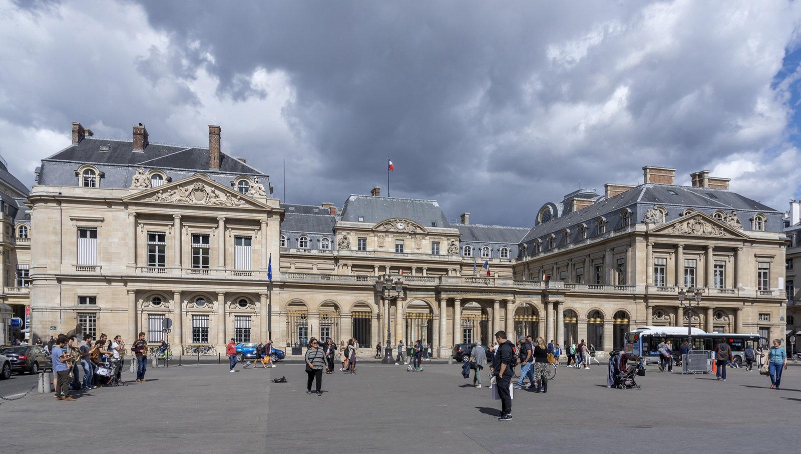 le palais du premier ministre