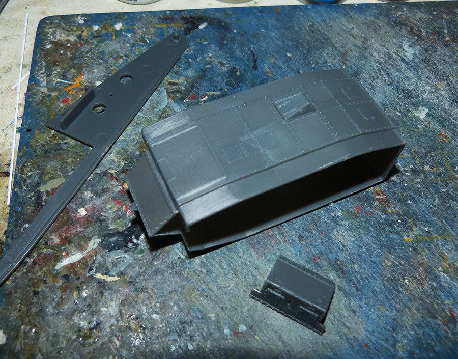 """From the box - Char Mk IV """"Tadpole"""" - Emhar - 1/72 *** Terminé en pg 2 201130120958251465"""