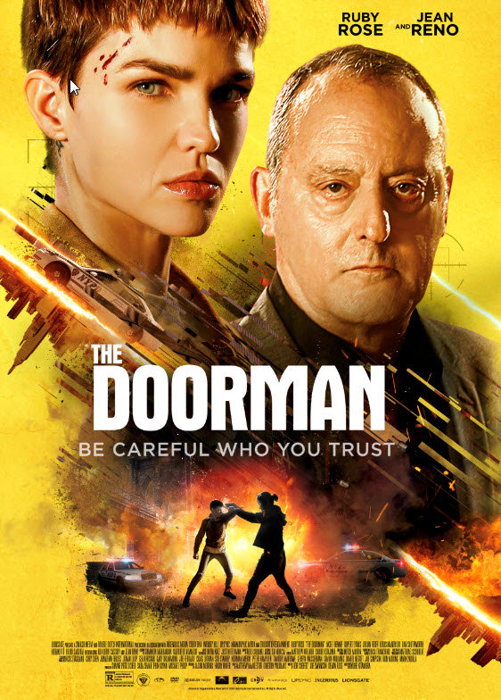 The Doorman poster image