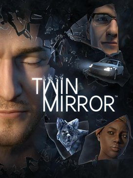 Poster for Twin Mirror