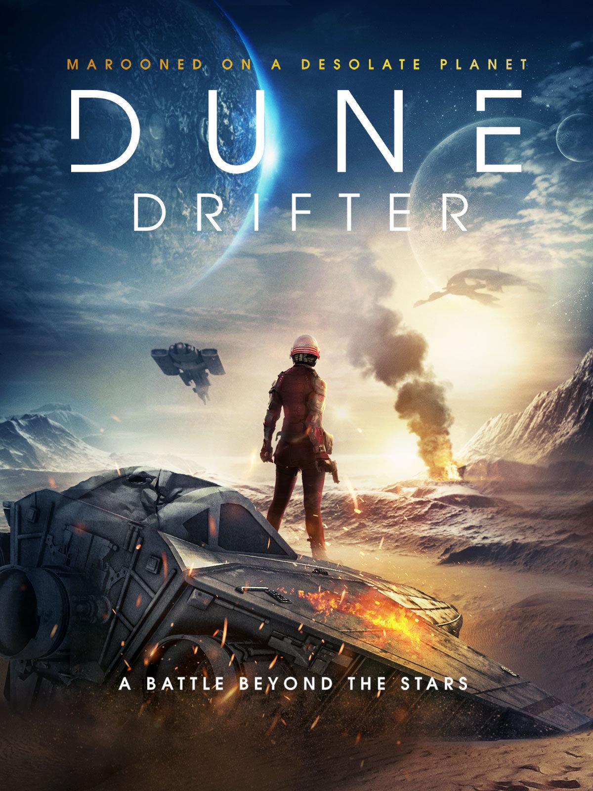 Dune Drifter (2020) poster image