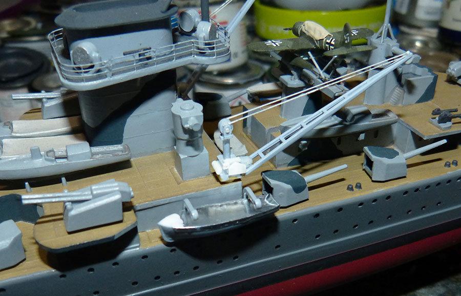 Croiseur lourd ADMIRAL GRAF SPEE Rio de La Plata 1939... Réf 81046 - Page 2 20120110524521130