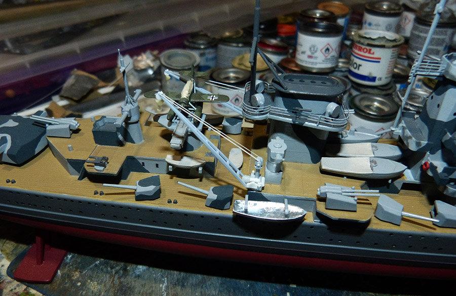 Croiseur lourd ADMIRAL GRAF SPEE Rio de La Plata 1939... Réf 81046 - Page 2 201201105245276751