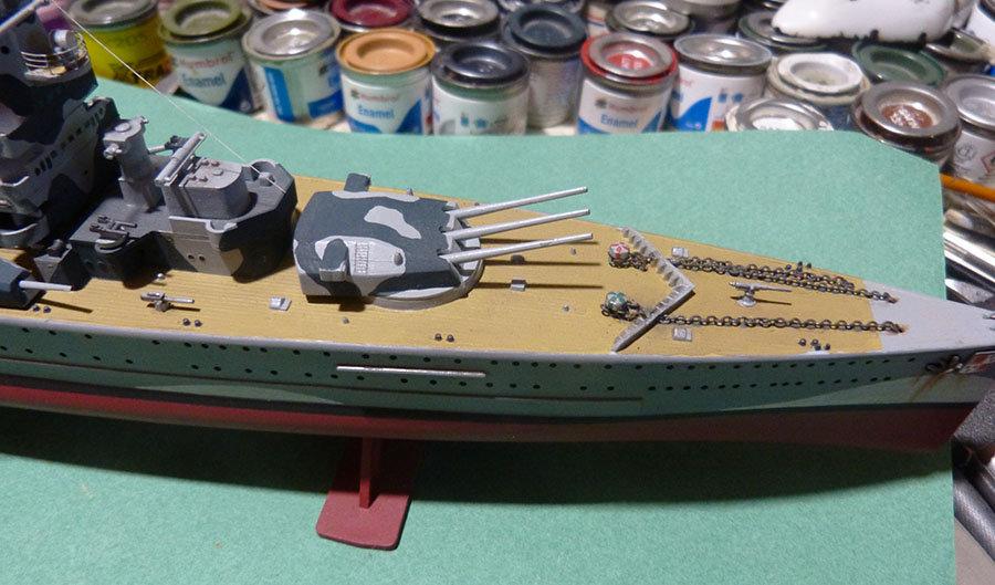 Croiseur lourd ADMIRAL GRAF SPEE Rio de La Plata 1939... Réf 81046 - Page 2 201201105246637621