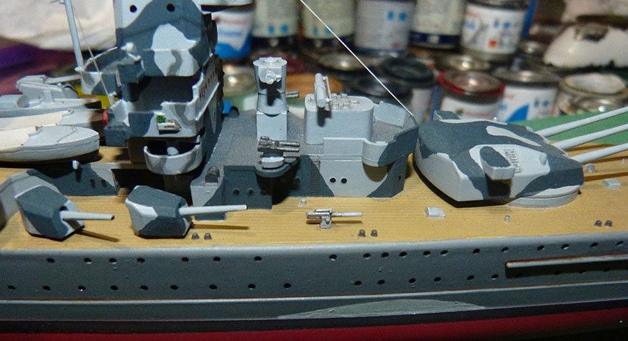 Croiseur lourd ADMIRAL GRAF SPEE Rio de La Plata 1939... Réf 81046 - Page 2 201201105246901381