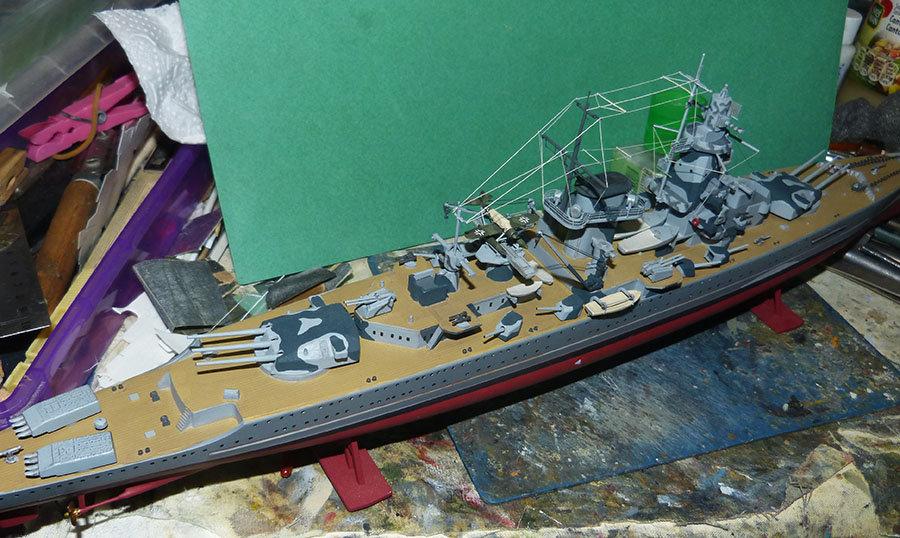 Croiseur lourd ADMIRAL GRAF SPEE Rio de La Plata 1939... Réf 81046 - Page 2 20120110524694022