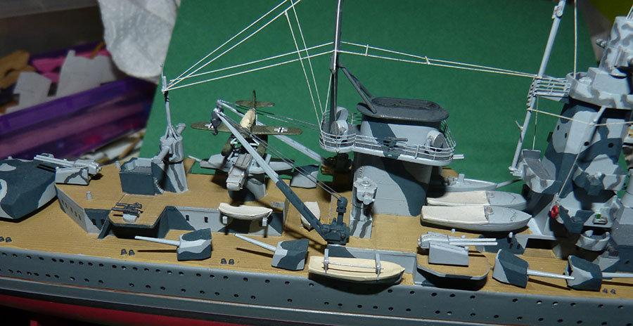 Croiseur lourd ADMIRAL GRAF SPEE Rio de La Plata 1939... Réf 81046 - Page 2 201201105247422180