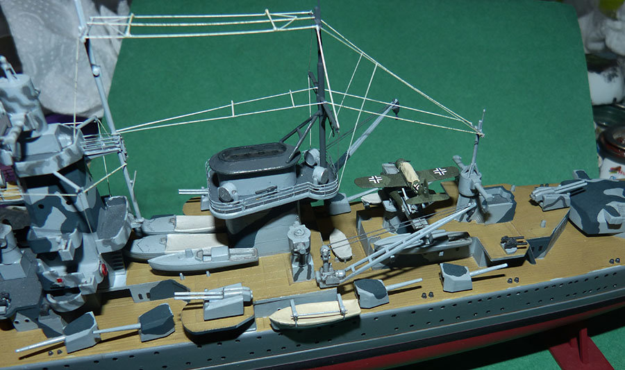 Croiseur lourd ADMIRAL GRAF SPEE Rio de La Plata 1939... Réf 81046 - Page 2 201201105247676098