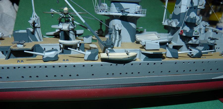 Croiseur lourd ADMIRAL GRAF SPEE Rio de La Plata 1939... Réf 81046 - Page 2 201201105247931472