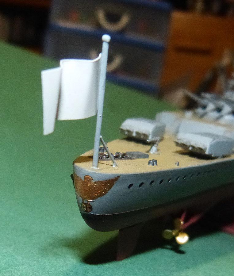 Croiseur lourd ADMIRAL GRAF SPEE Rio de La Plata 1939... Réf 81046 - Page 2 201201105857885003